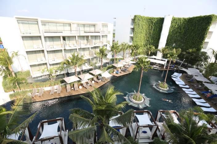 泰国普吉岛梦幻水疗中心