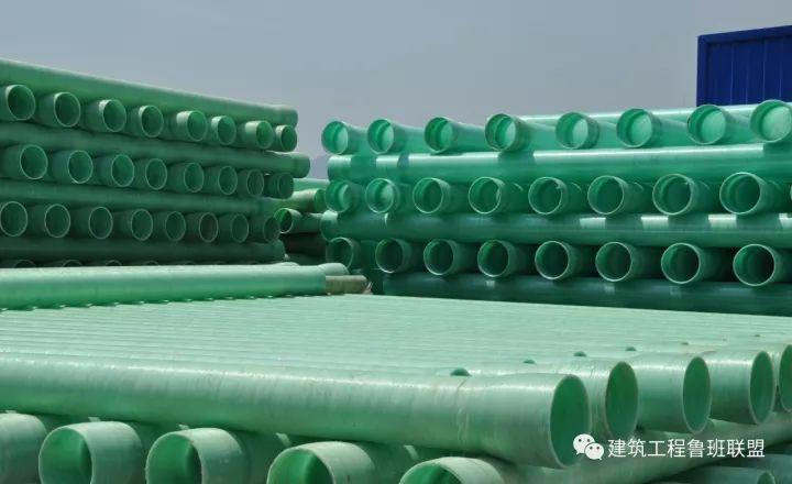 给排水工程中用到的16种管材,都来认识一下!_16