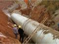 市政给水排水管道不开槽施工技术研究