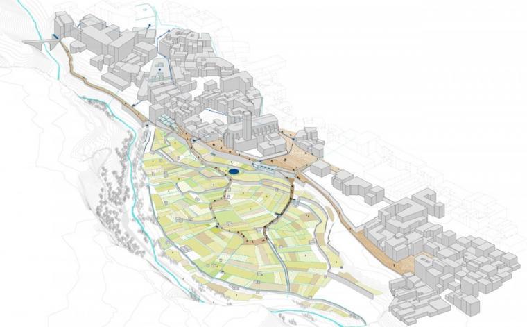 西班牙古城灌溉区修复项目-11