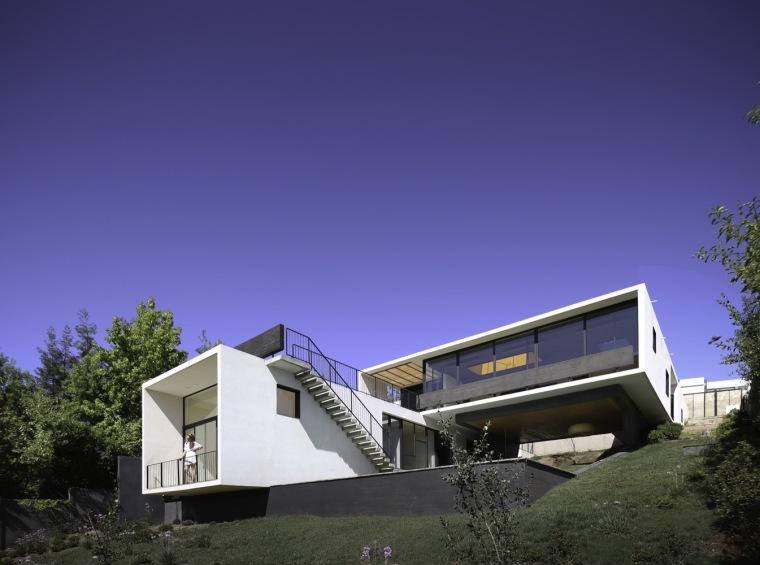 智利现代主义住宅