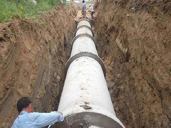 软弱地基下给排水管道施工分析