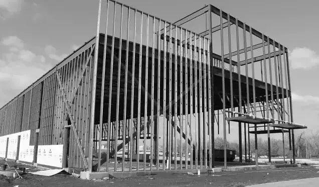 大跨度钢结构施工要点分析