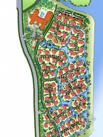 [无锡]别墅区景观设计方案