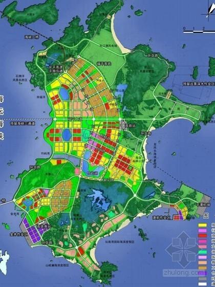 [福州]临湖景区环湖景观概念性规划设计