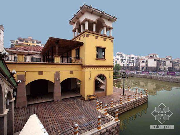 [南京]威尼斯水城项目设计分析