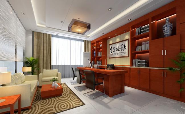 如何打造现代化办公室装修设计