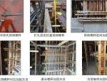 建筑工程木模板样板审核制实施案例分析(附多图)