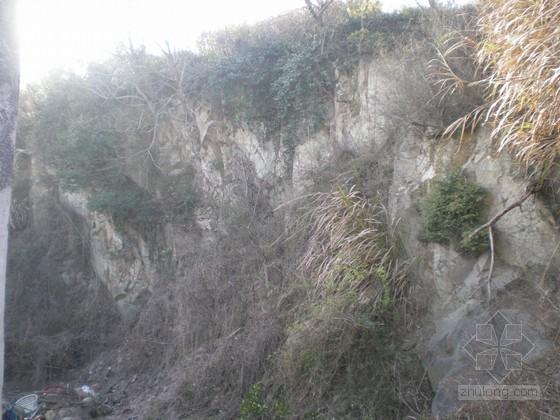 [浙江]锚杆加挂网喷混凝土边坡治理设计方案