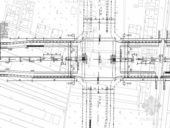 [安徽]城市主干道全套施工图设计564张(桥涵 排水 绿化 照明)