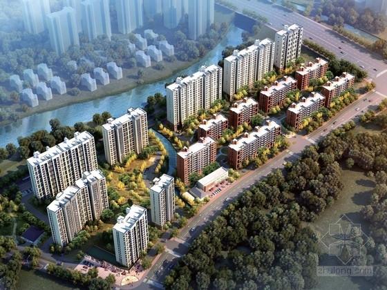 [江苏]artdeco风格住宅区规划设计方案文本(知名地产)