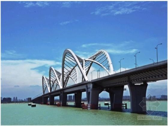 鲁班奖工程跨江大桥及接线工程施工组织设计989页附CAD(含方案工法计算书)