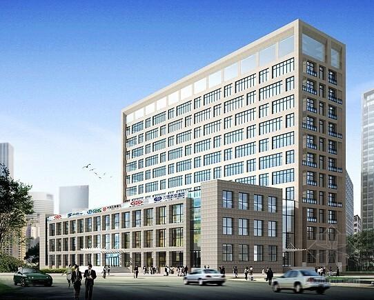 [四川]某金融后台服务中心建安工程造价指标分析