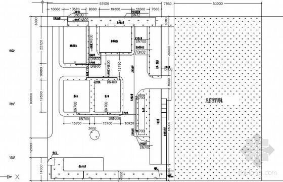 自来水厂全套施工图