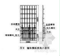 北京某大厦清水混凝土模板施工技术