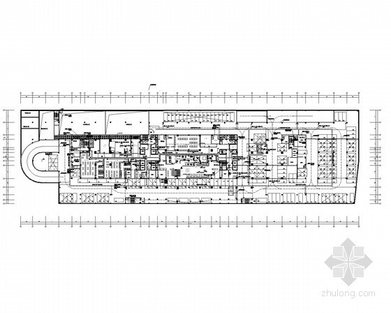 [浙江]国际酒店全套弱电系统施工图138张