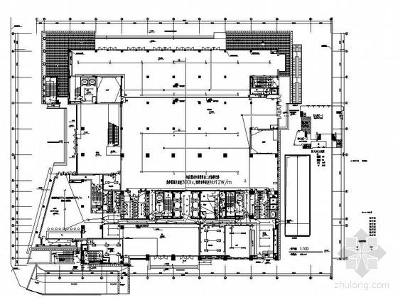 温州某23层电信大楼全套电气施工图