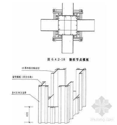 北京某商业楼模板工程施工方案(争创长城杯)