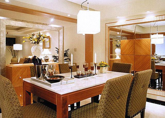 92平方米新古典二房二厅客厅装修效果图_4