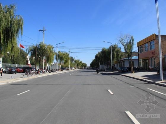 [福建]市政道路改建工程竣工验收自评报告