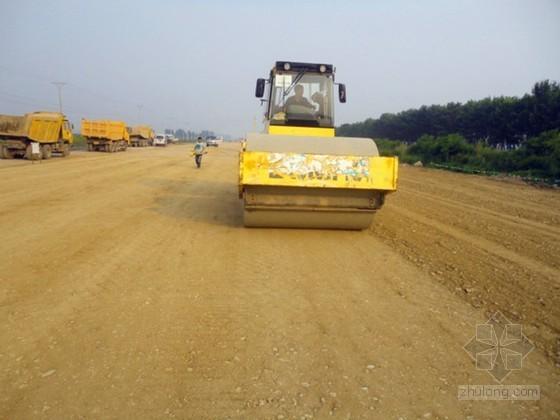 路基填筑试验段技术总结