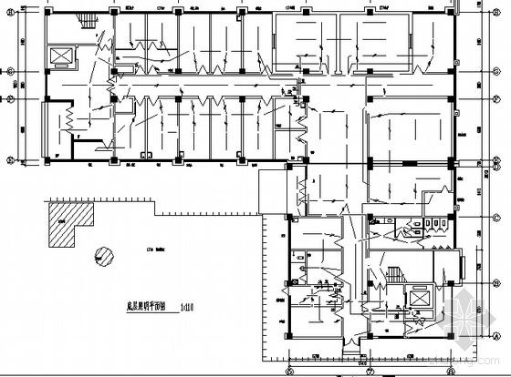 某医院电气设计图纸