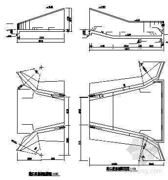 涵闸及排涝站全套施工图