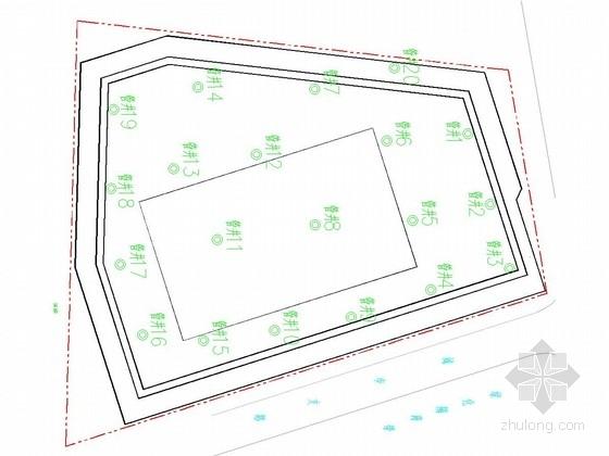 [河南]11米深基坑管井降水施工图及计算书