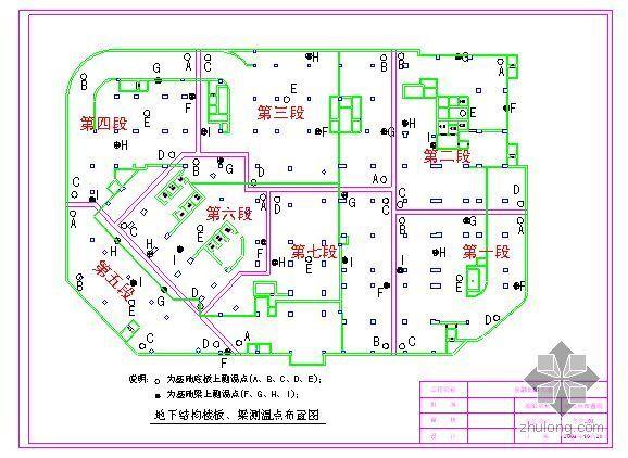 北京某高层冬季施工方案(附图)