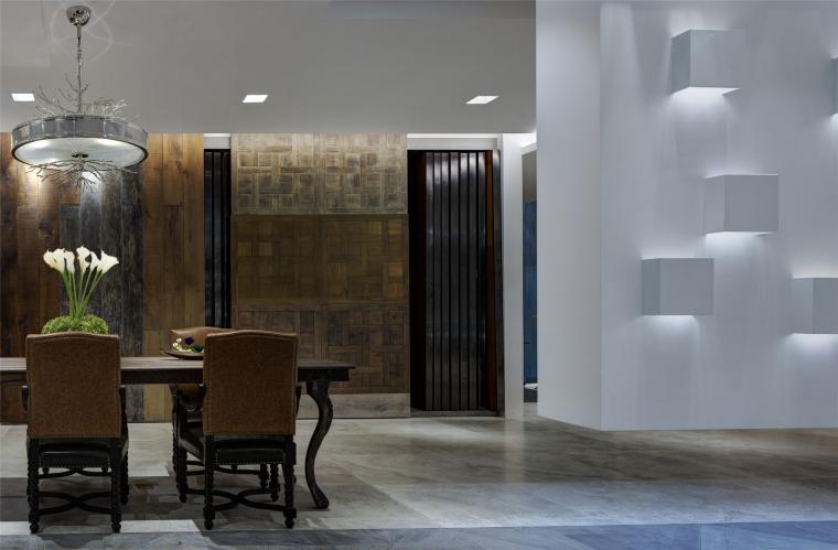 创视达建筑设计--时间与空间的对话展厅设计效果图