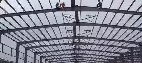 钢构厂房在施工中的主要安全问题及相应防范措施