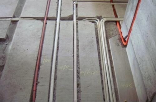 [安徽]池州梅龙建司市检察院侦查技术楼给排水施工组织设计