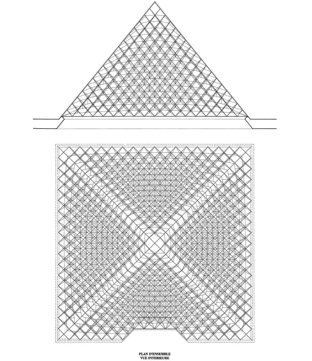 致敬贝聿铭:世界上最会用「三角形」的建筑大师_36