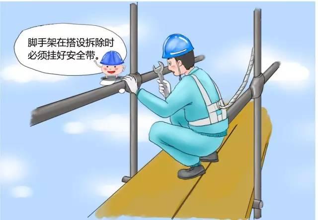 《工程项目施工人员安全指导手册》转给每一位工程人!_32