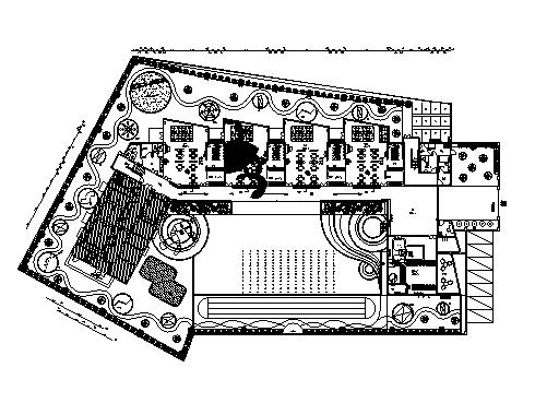 幼儿园设计CAD图纸