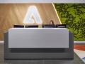 软件巨头Adobe的创意办公室装修设计