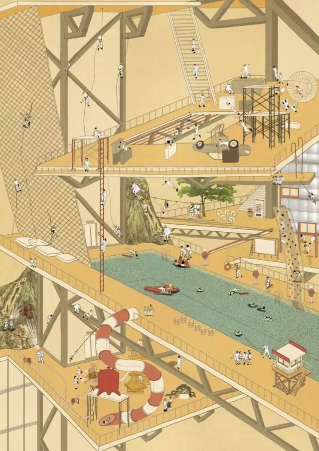 国外建筑设计表现图及网站合集_4