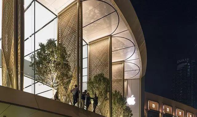 """苹果最新米兰旗舰店设计,被誉为""""欧洲最美苹果店""""_25"""