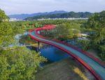浦阳江生态廊道   海绵城市策略下河道的华丽转变