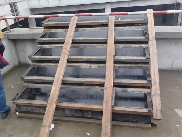 知名企业模板安装技术交底培训讲义-楼梯模板安装