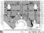 [江苏]弘阳商业购物商场中心空间设计施工图(附效果图)