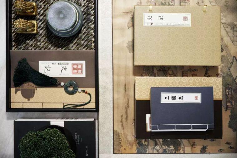 新中式设计,简约大气的静谧空间_14