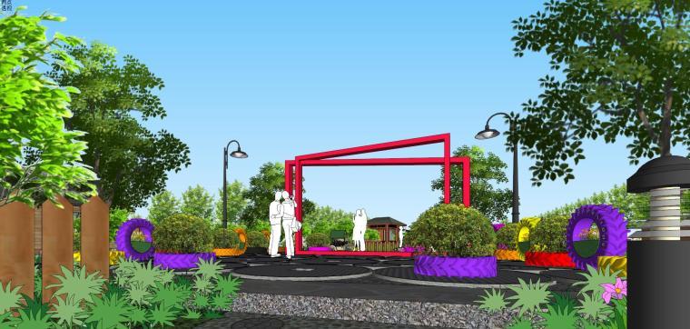 城市生态农业园民宿景观设计 9
