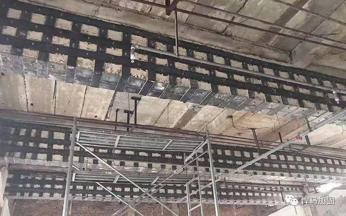 建筑加固单体—梁、柱 加固设计