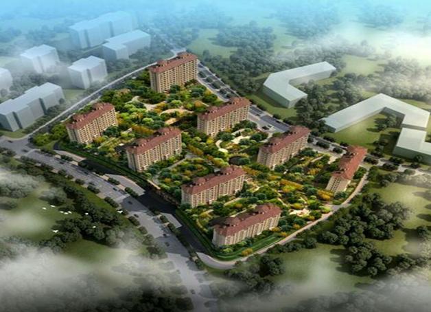[青岛]建筑施工现场标准化管理样板工程申报材料