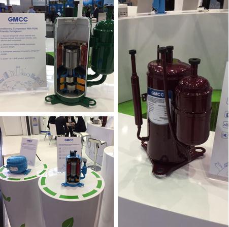 gmcc压缩机三大新技术应用,提升冷媒行业进程