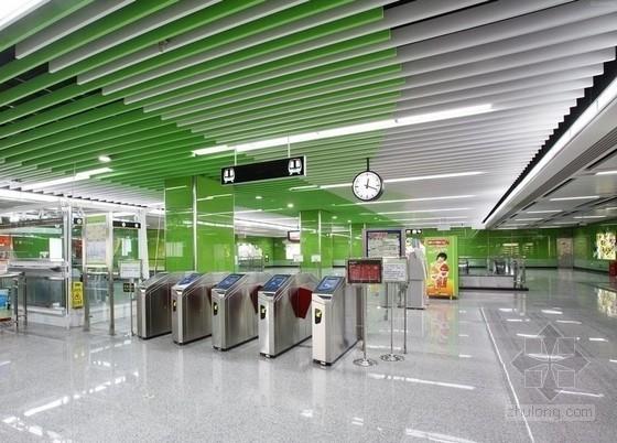 [北京]地铁站风水电安装工程施工组织设计177页
