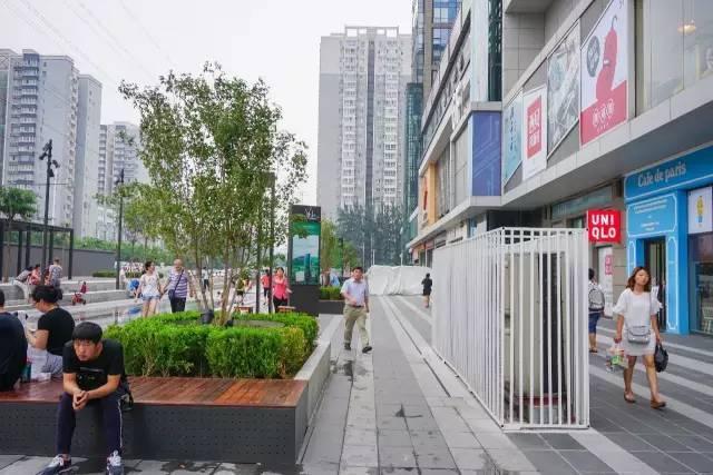 一个单词产生的设计灵感,结果火了北京的商业广场~_45