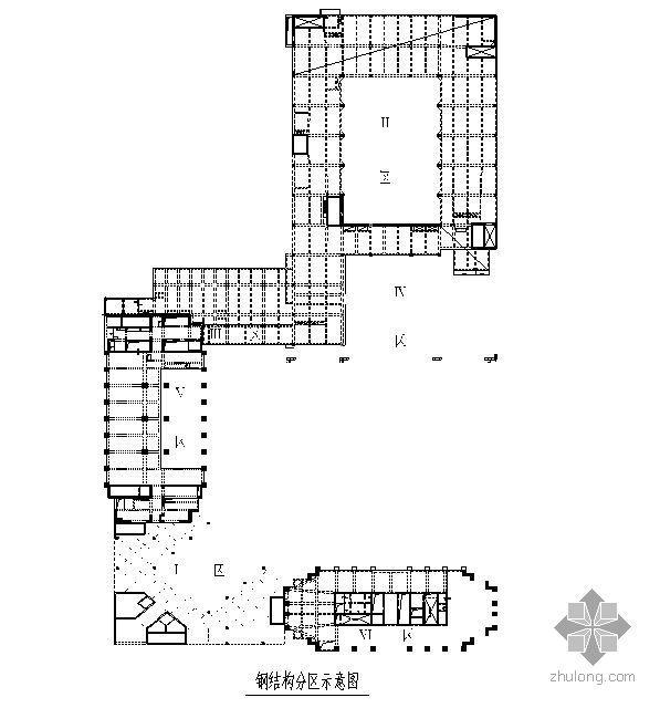 内蒙古某大型酒店施工组织设计(争创草原杯 鲁班奖)