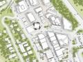[美国]艺术中心商业建筑景观设计方案(英文方案文本)